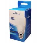 ΛΑΜΠΑ LED BULB E27 9W POWERTECH DAYLIGHT 6500K 810LM BY SAMSUNG