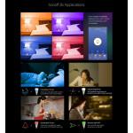 ΛΑΜΠΑ SMART WiFi LED B1 RGB BULB E27 6W SONOFF 2800K-6500K 600LM