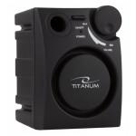 TITANUM ηχεία canto TP101, 2.1ch, 3.5mm, μαύρα