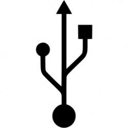 CARD READER / USB HUB